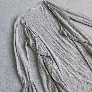 Anthropologie Moth Bell Sleeve Sweater